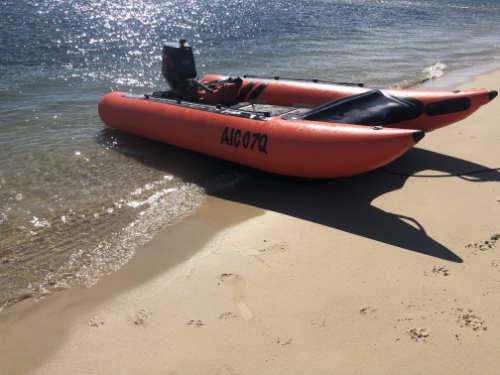 Rad Boats 4.1 metre thundercat 3