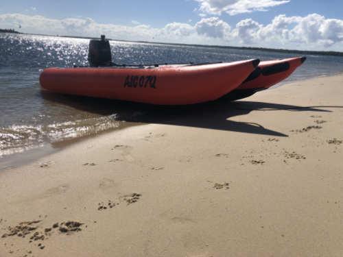Rad Boats 4.1 metre thundercat 7