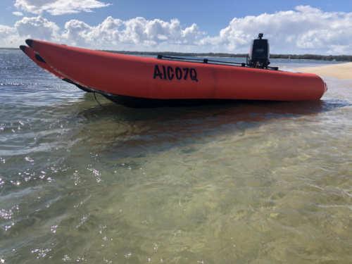 Rad Boats 4.1 metre thundercat 5