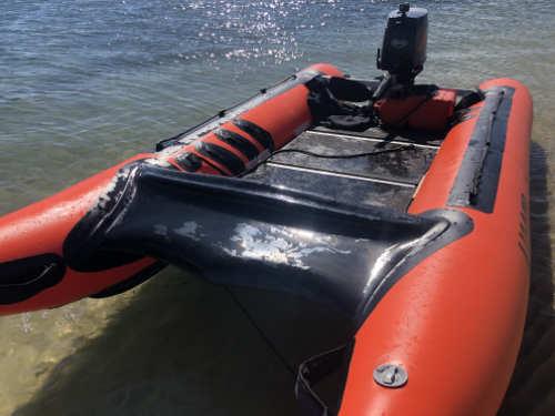 Rad Boats 4.1 metre thundercat 2