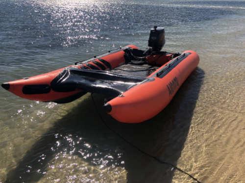 Rad Boats 4.1 metre thundercat 4