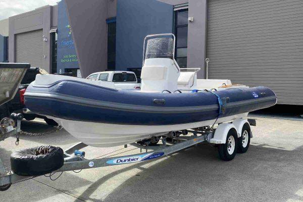 RAD RIB 5800 Blue 2