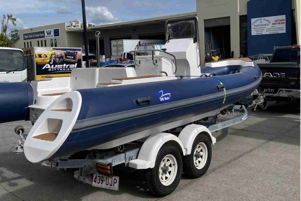RAD RIB 5800 Blue 3