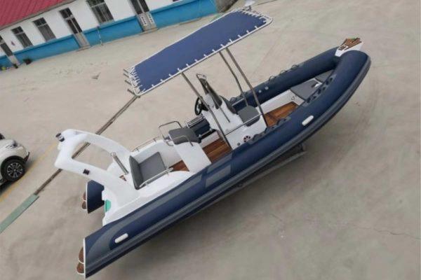 RAD RIB 5800 Blue 4